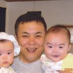 銀次郎と妹の凛子